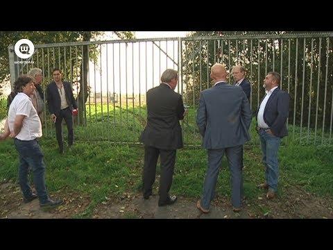 Ombudsman bezoekt Woerdenaren die bezorgd zijn over gasboringen | Woerden.TV