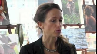bdtv chats to: Céline Cousteau for La Prairie Thumbnail