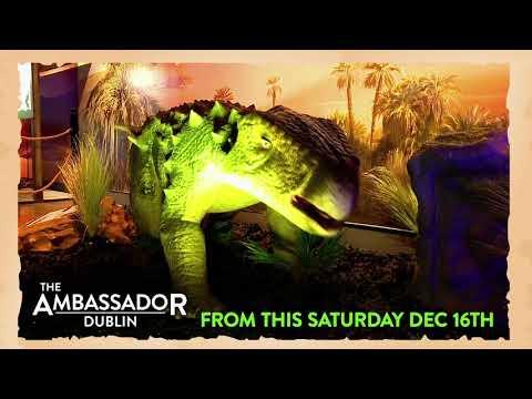 Dinosaurs Around The World - The Ambassador Theatre