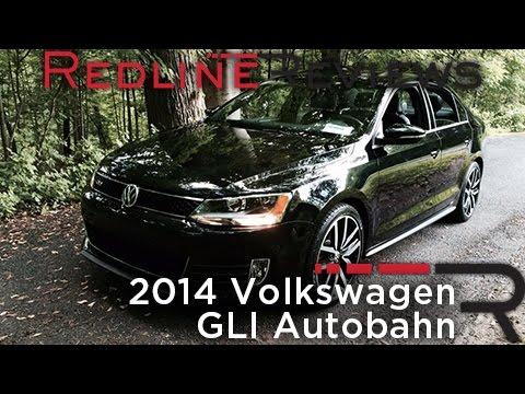 Redline Review: 2014 Volkswagen GLI Autobahn