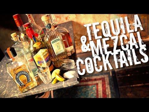 Tequila & Mezcal Cocktails