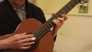 """Hướng Dẫn Guitar Solo Đoạn Dạo Đầu (Intro.) Bài """"CON ĐƯỜNG XƯA EM ĐI"""""""