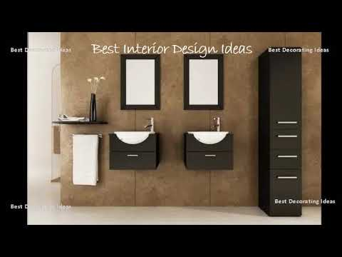 Hanging Bathroom Towel Designs | The Best Small U0026 Functional Modern Bathroom  Design Picture