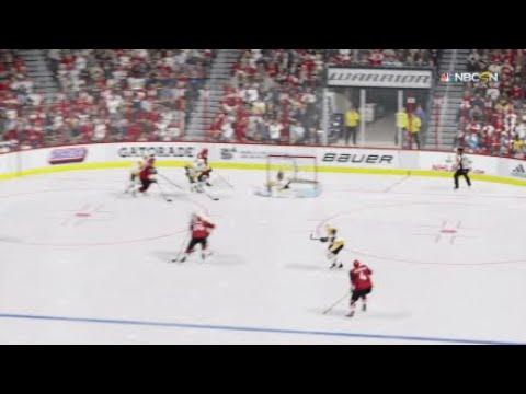 NHL Hockey - Pittsburgh Penguins @ Arizona Coyotes - NHL 19 Simulation Full Game 18/1/19