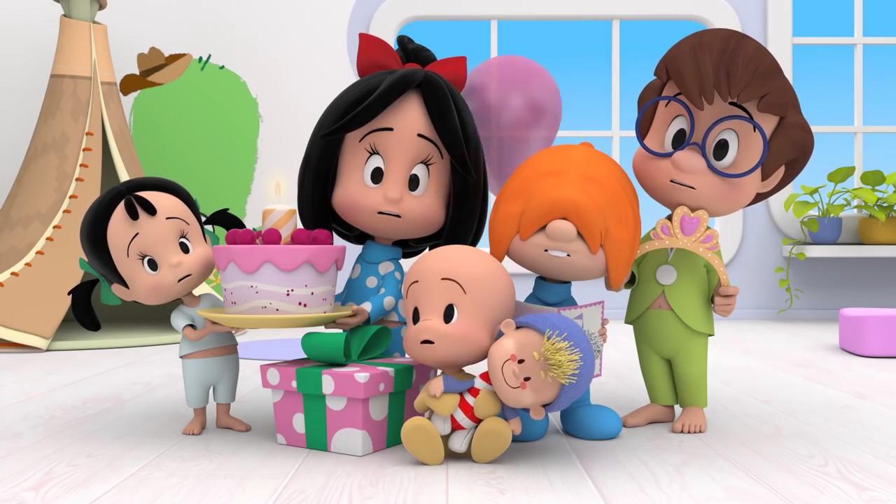 Familia Telerín Las Mañanitas Canciones Infantiles Para Niños Youtube