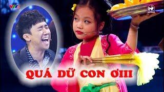 CA NƯƠNG 7 tuổi Khiến TRẤN THÀNH bất ngờ với khả năng hát Chèo, Chầu Văn cực đỉnh