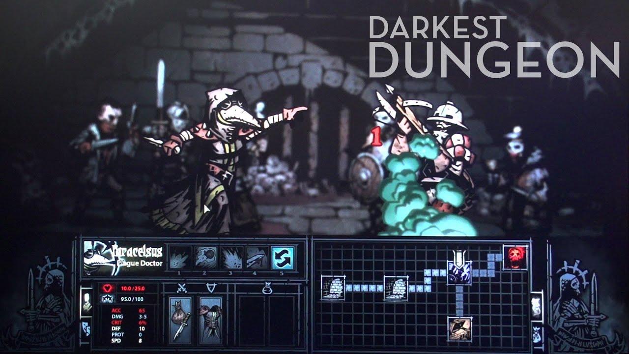 Darkest Dungeon All News Games At Rpgwatch