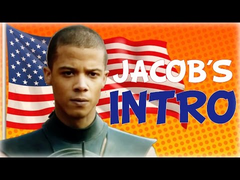 JACOB'S INTRO By Jacob Anderson Aka Raleigh Ritchie Aka Grey Worm