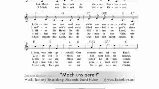 Neue geistliche lieder für kinder und jugendlichetext musik: alexander-david nubereingespielt von nuber mit logic pro x east west ins...
