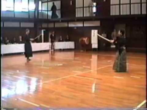Niten-Ichi-ryu Kenjutsu Itto-no-kata