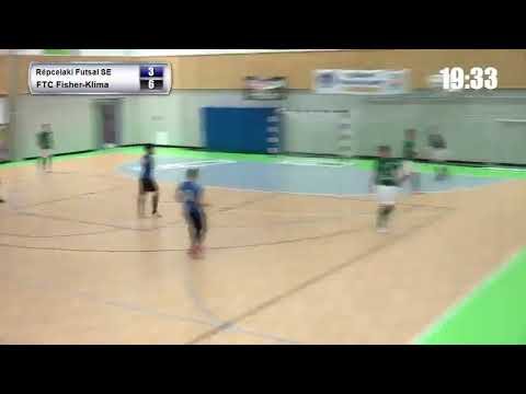 Répcelaki Futsal SE --- FTC Fisher-Klíma  -  Férfi futsal felkészülési és gála mérkőzés