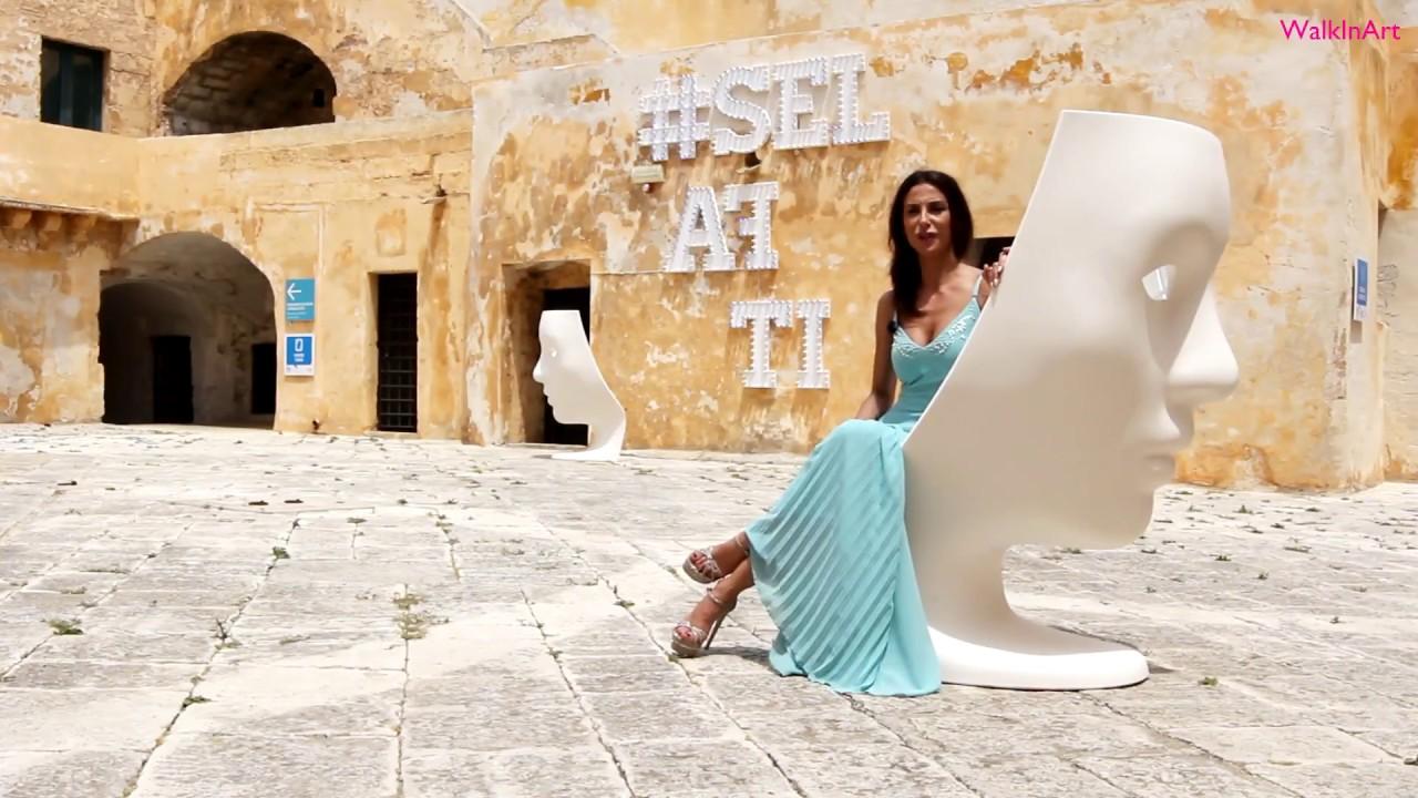 Al Castello di Gallipoli arriva #SELFATI, la prima mostra italiana dedicata interamente al selfie!