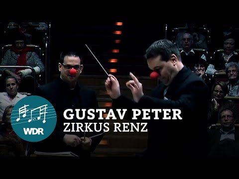 Gustav Peter - Erinnerung an Zirkus Renz   WDR