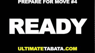 Ultimate Tabata Timer - One Cycle