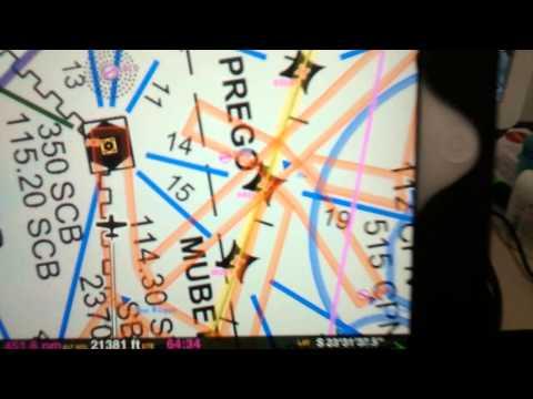 Fsx com airnav pro B737ngx PMDG