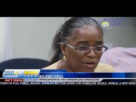 BARBADOS TODAY MORNING UPDATE - October 12, 2016