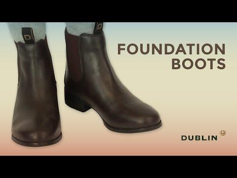 Dublin Foundation Boots