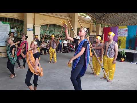 Golden Acres Elementary School Mt kanlaon performace (Folk Dance)