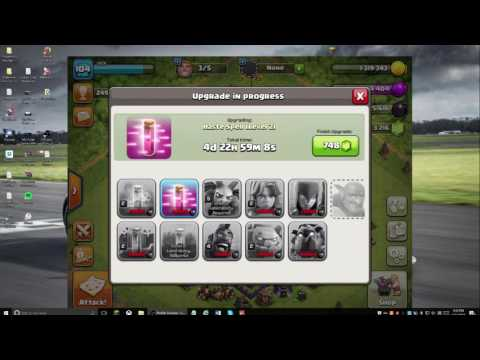 Clash Of Clans Valentine's Day Event