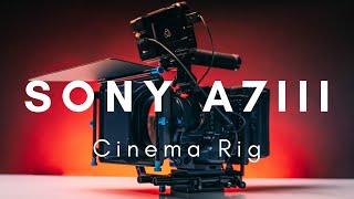 Sony A7iii Cinema Rig