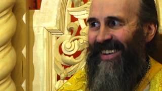 Проповедь отца А.Захарова 29 ноября 2015 г.
