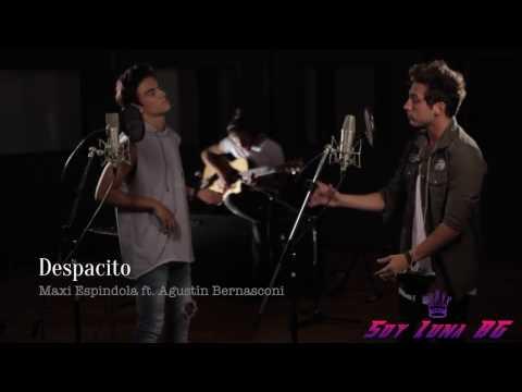 Бавно/Despacito - Agustín Bernasconi и Maxi Espindola (Кавър)+Превод❤(!!!Включете си субтитрите!!!)