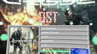 Crysis 2: Be Fast! - OST - 1. Nano-Catalyst [720p HD]
