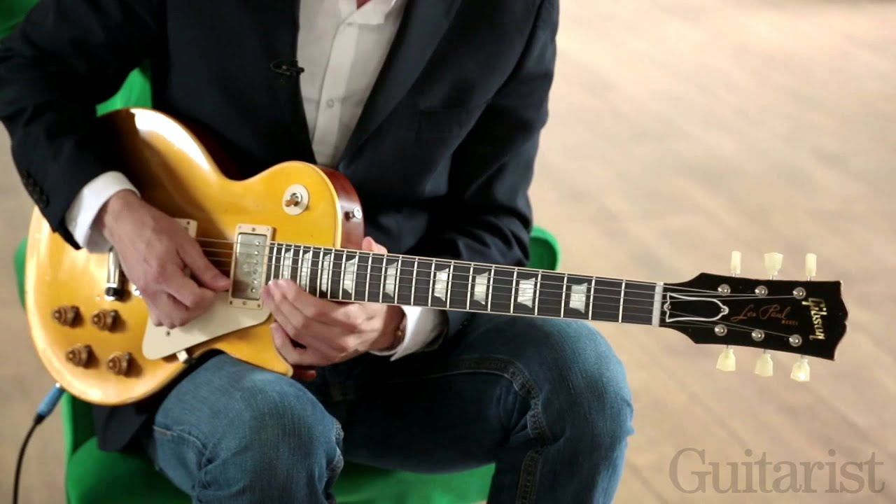 joe bonamassa electric blues licks guitar lesson youtube