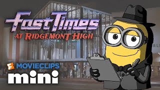 Movieclips Mini Movie: Fast Times at Ridgemont High – Brian the Minion (2015) Minion Movie HD
