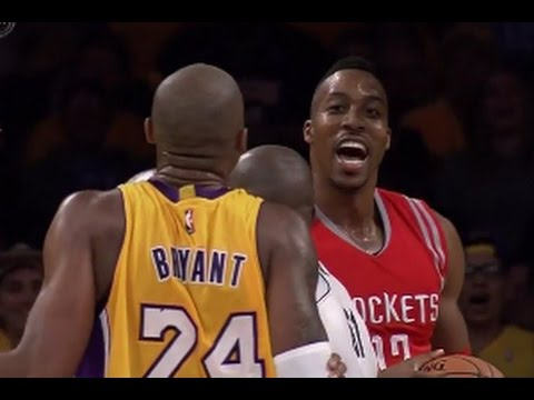 Dwight Howard on being called 'soft' by Kobe Bryant: 'I hated him for that moment'