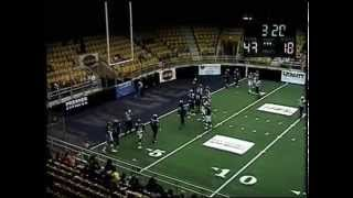 Dayton Sharks VS Saginaw Sting 3 24 13 Indoor Football CIFL