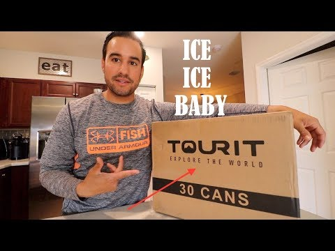 Testing NEW COOLER 2018 TOURIT 30!! 72 Hour Ice CHALLENGE Surprising Results!?!?!
