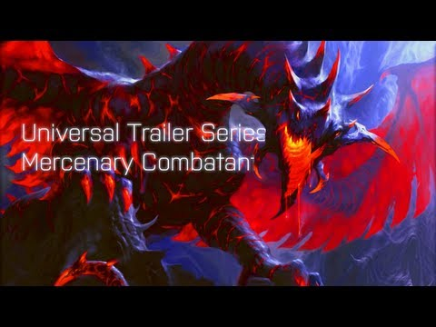 Universal Trailer Series - Mercenary Combatant - Remixed Heaven & Hell - Epic Orchestral Electronic)