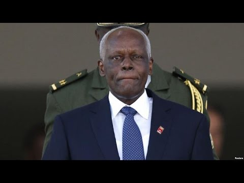 Angola's president says the country is broke, faults state o