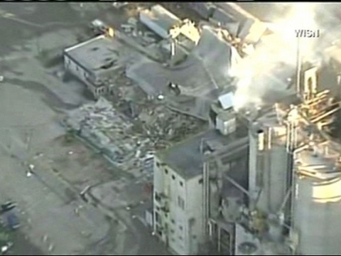 Explosion at Wisconsin Plant Kills at Least 1