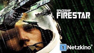 Spaceship Firestar (Sci-Fi in voller Länge, ganzer Film Deutsch Science Fiction)