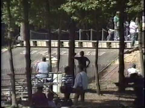 BMX race day at Shoreham, NY 1989. Full TV broadcast.