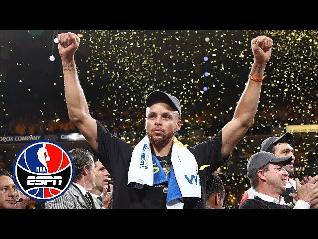 The evolution of Steph Curry becoming the face of the Warriors   NBA Countdown   ESPN