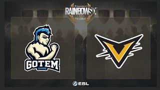 R6S - Velocity eSports vs  Got em Gaming - ESL Rainbow Six Pro League PC   NA Playday 7