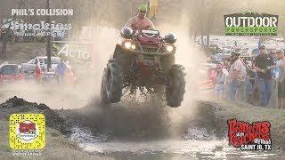 2 STAGE ATV/UTV Bounty Hole - Rednecks with Paychecks Spring Break 2018