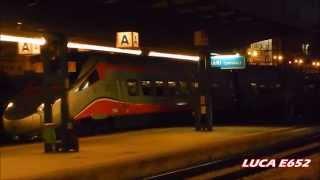 Treni a Bari Palese e Bari centrale