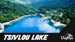 TRIP#1: Tsivlou Lake, Greece