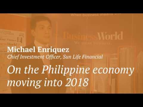 Michael Enriquez's outlook on the Philippine economy in 2018