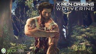 X-Men Origins: Wolverine - Xbox 360 / Ps3 Gameplay (2009)