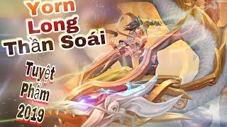 LIÊN QUAN MOBILE | Cùng trải nghiệm Skin Bậc SS Long Thần Soái của Yorn cùng FUNNY GAMING TV!