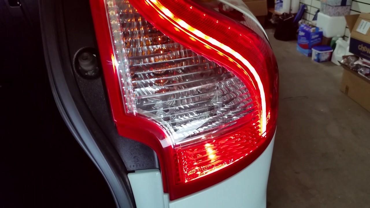 2010-2017 Volvo XC60 - Testing Brake Light After Changing Burnt ...