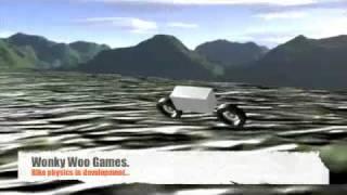 Bike Physics by Wonky Woo Games.
