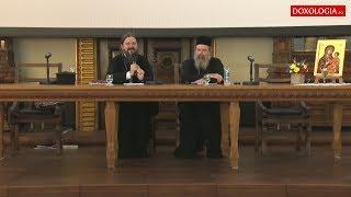 Conferinta ,,Maica Domnului este printre noi - PS Macarie al Europei de Nord