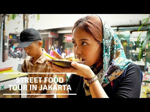 THE REAL JAKARTA - STREET FOOD tour in JAKARTA, INDONESIA