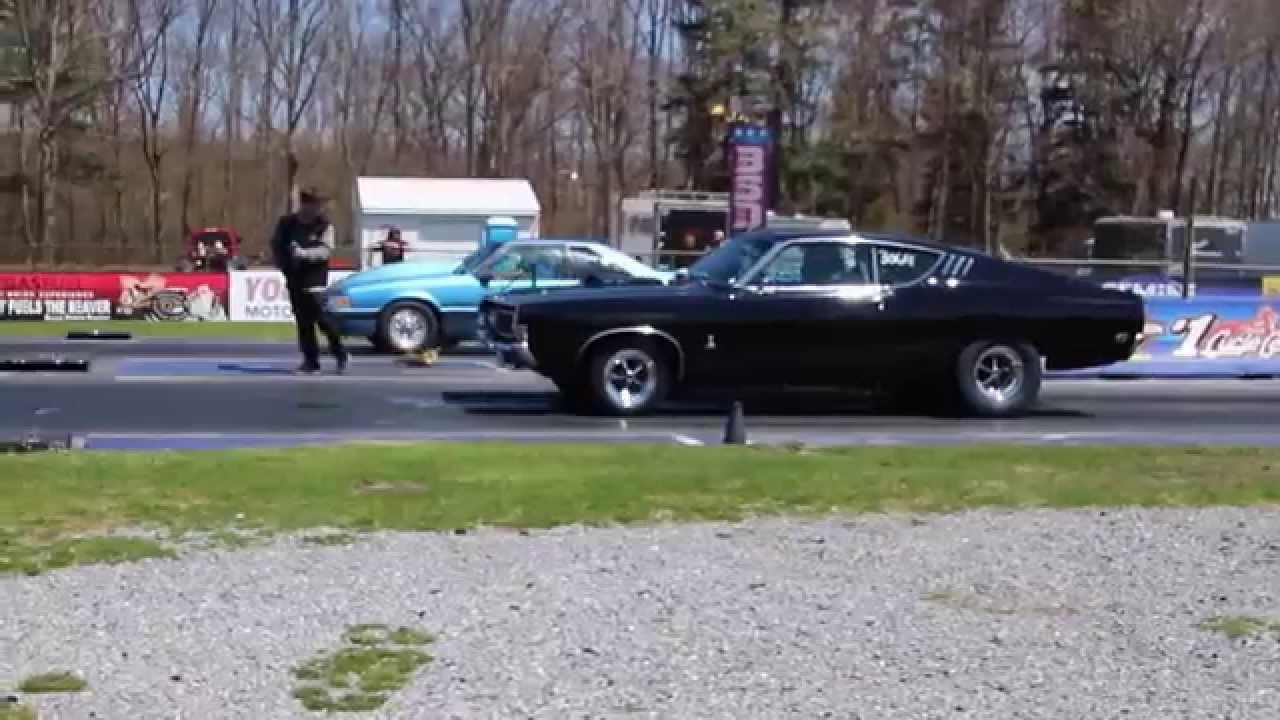 fe race reunion 2015 1969 ford torino cobra 428cj
